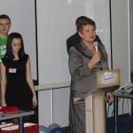 Выступление заместителя министра образования и науки Красноярского края Никитиной Ольги Николаевны