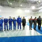 Финальное построение участников чемпионата