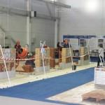 Работы участников компетенция Кирпичная кладка